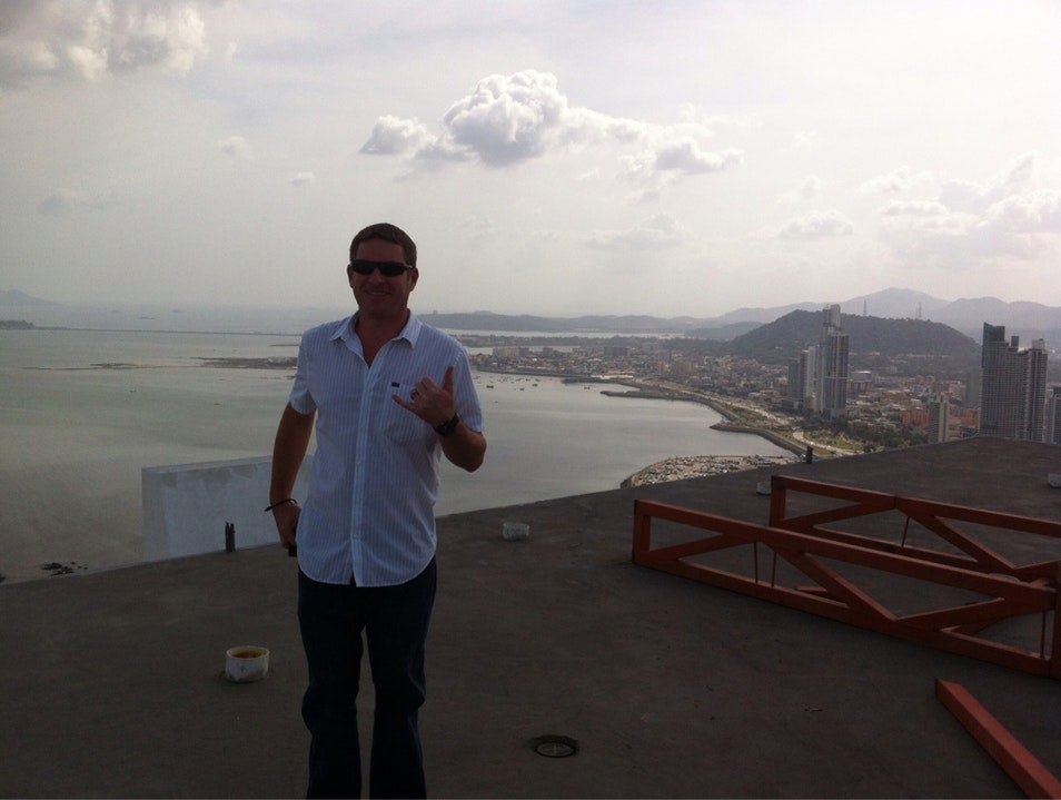 Top Of Hard Rock Hotel, Panama City Panama City  Panama