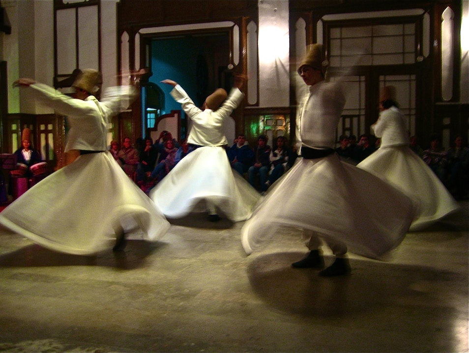 Dancing for the Divine  Istanbul  Turkey
