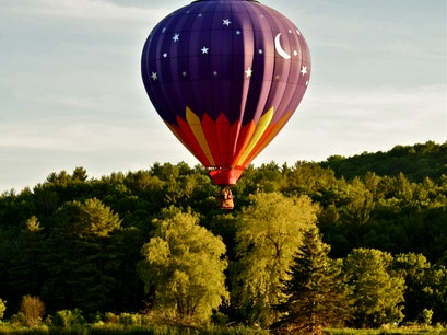 Balloons Over New England Hartford Vermont United States