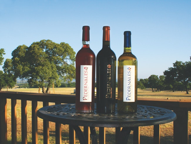 Texas Hill Country's Boutique Winery