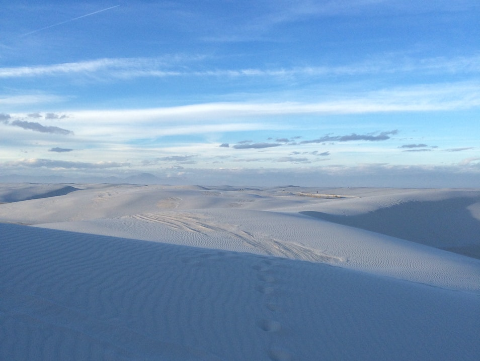 White Sands Monument, New Mexico White Sands New Mexico United States