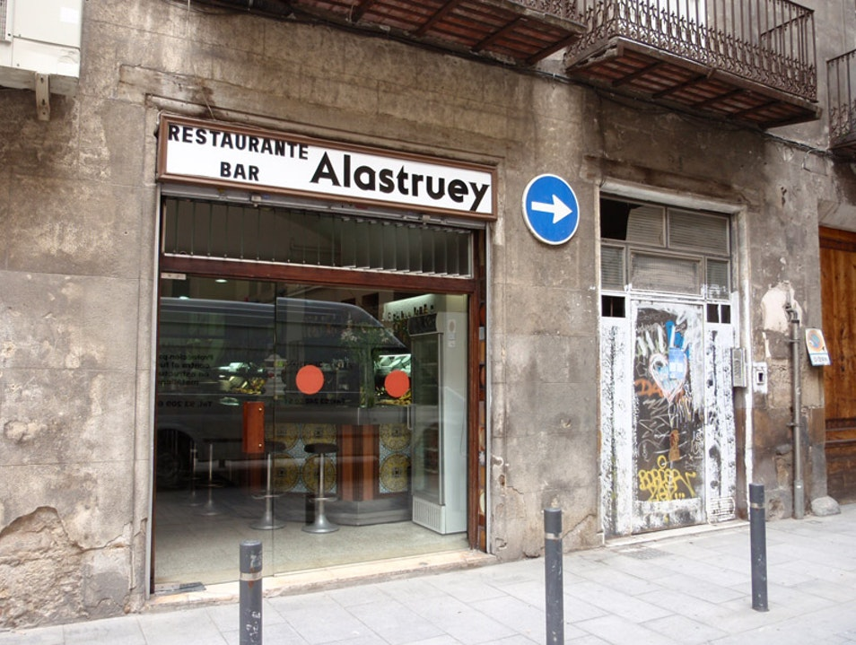 Mediterranean Inspired Breakfast and Lunch at Alastruey Barcelona  Spain