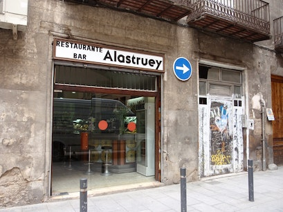 Restaurant Alastruey Barcelona  Spain