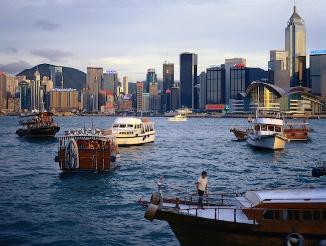 Hong Kong: Rising Higher