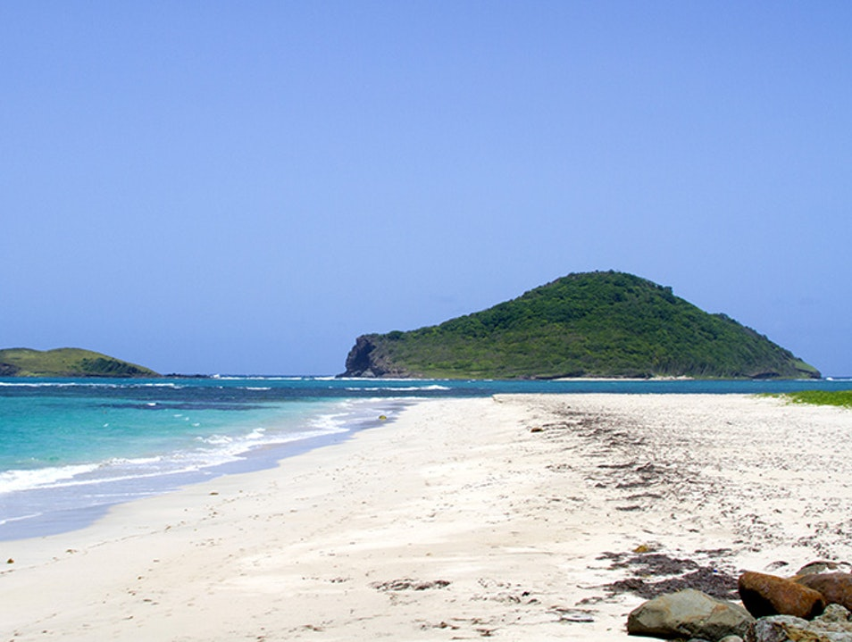 Maria Islands Nature Reserve   Saint Lucia