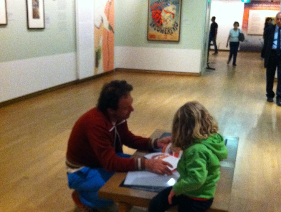 Take Your Kids to Museums Amsterdam  The Netherlands
