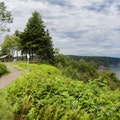 Fundy Trail Parkway Bay View  Canada