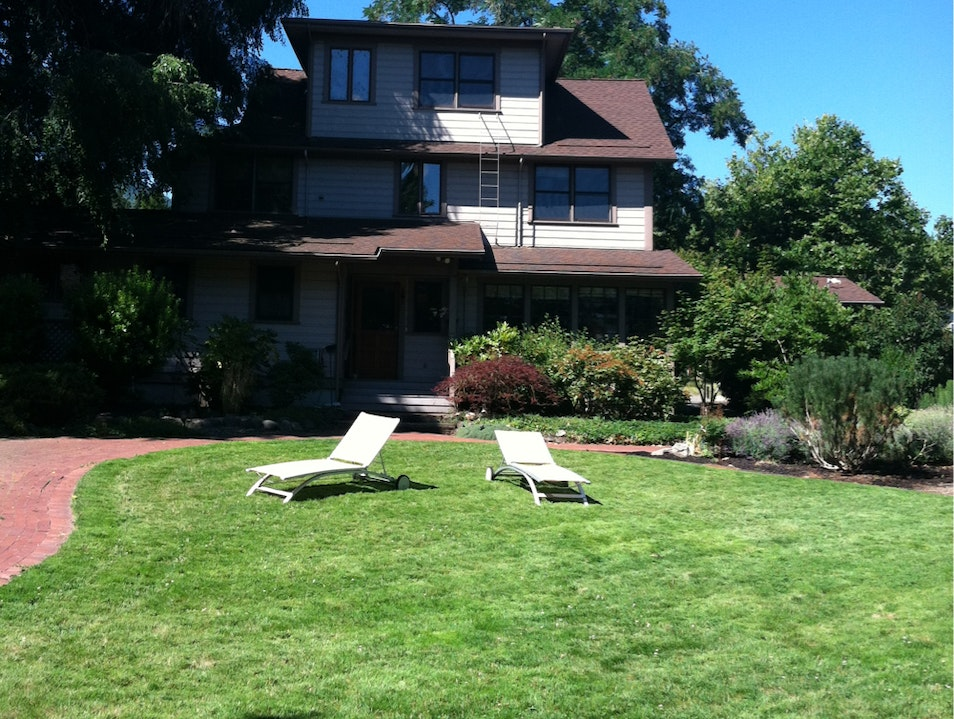 Bed And Breakfast Ashland Oregon Ashland Oregon United States
