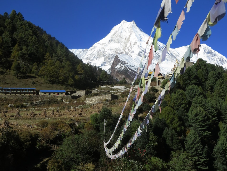 Manaslu trek everything you need to know Samagaun  Nepal