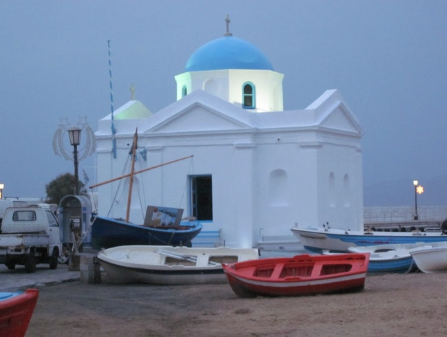 The Quiet Mykonos