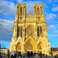 Reims Cathedral Rheims  France