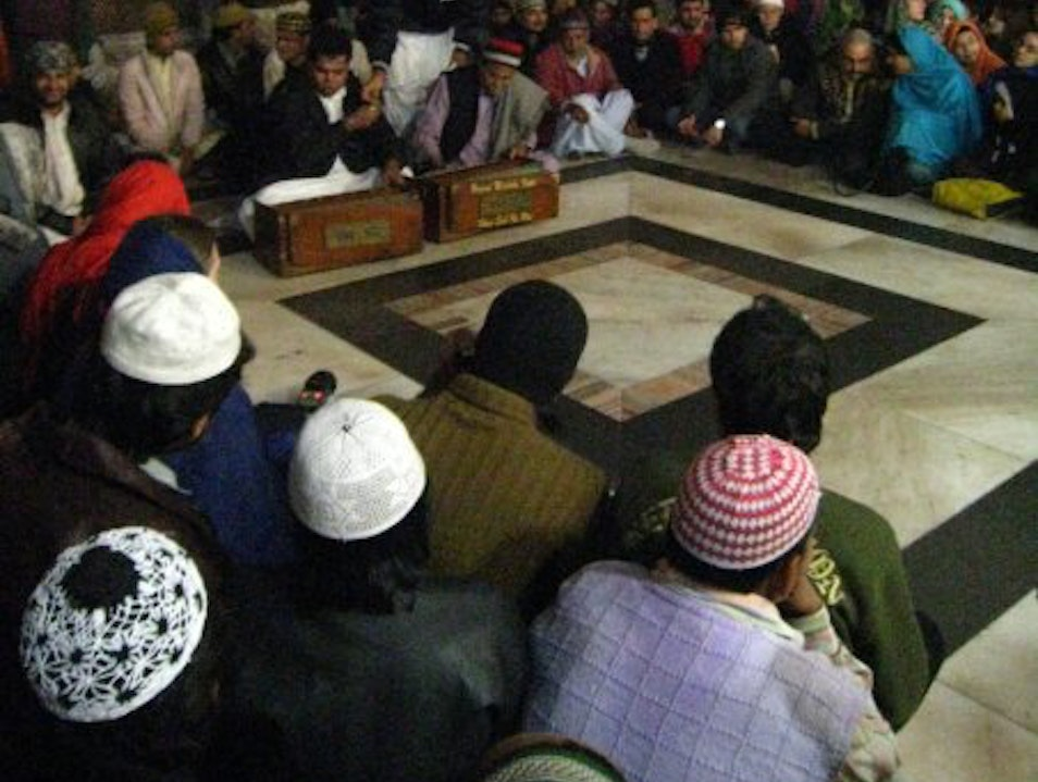 Qawwali (Sufi Music) New Delhi  India