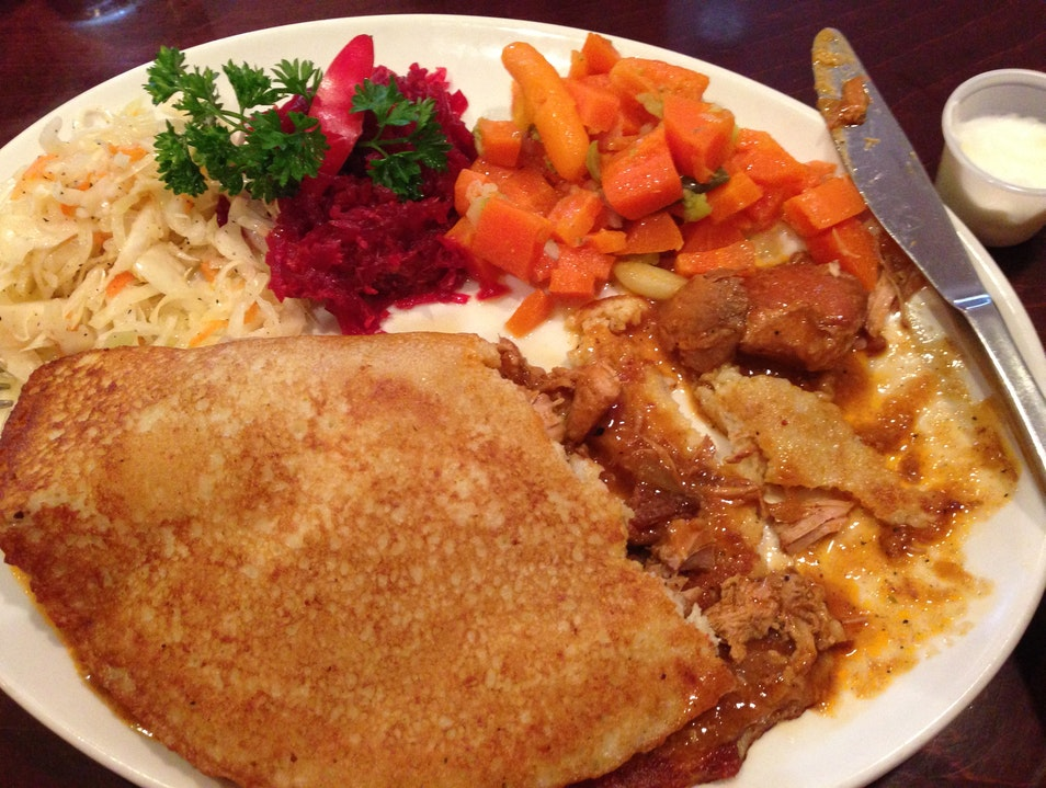 Delicious Polish Food in Toronto Toronto  Canada