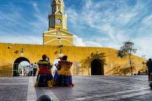 Going Local in Cartagena Colombia