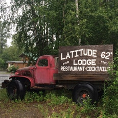 Latitude 62° Lodge
