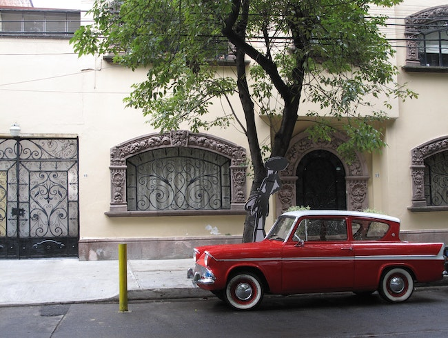 Mexico City's Stylish Condesa