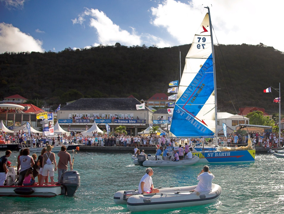 Welcome the Ocean Racers   Saint Barthélemy