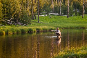 Yellowstone River Fishing