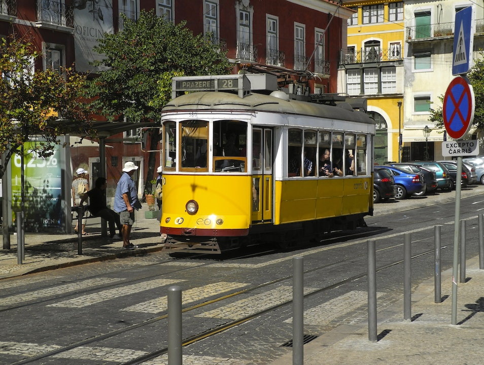 The Vintage Trolley Lisboa  Portugal