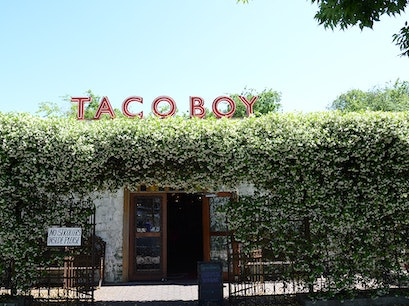 Taco Boy Charleston South Carolina United States