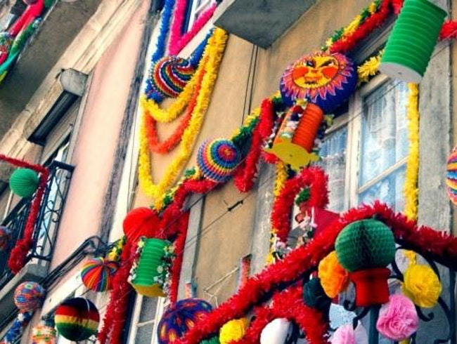 "Lisbon's vibrant and joyful ""Festas da Cidade"" happen in June"