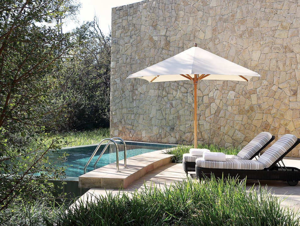 Saxon Hotel, Villas & Spa   South Africa