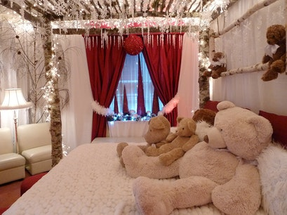 The Teddy Bear Suite at The Fairmont Olympic Hotel Seattle Washington United States