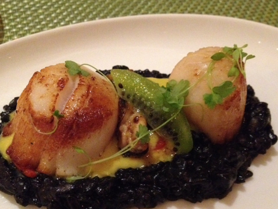 Two Perfect Scallops