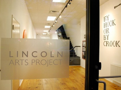 Lincoln Arts Project / LAP Gallery Waltham Massachusetts United States