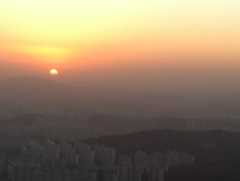The First Sunrise Suwon  South Korea