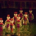 Thang Long Water Puppet Theatre Hanoi  Vietnam