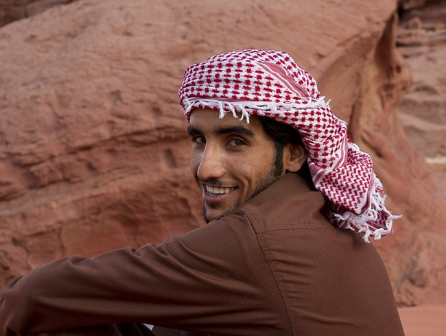 Wadi Rum through the eyes of a local