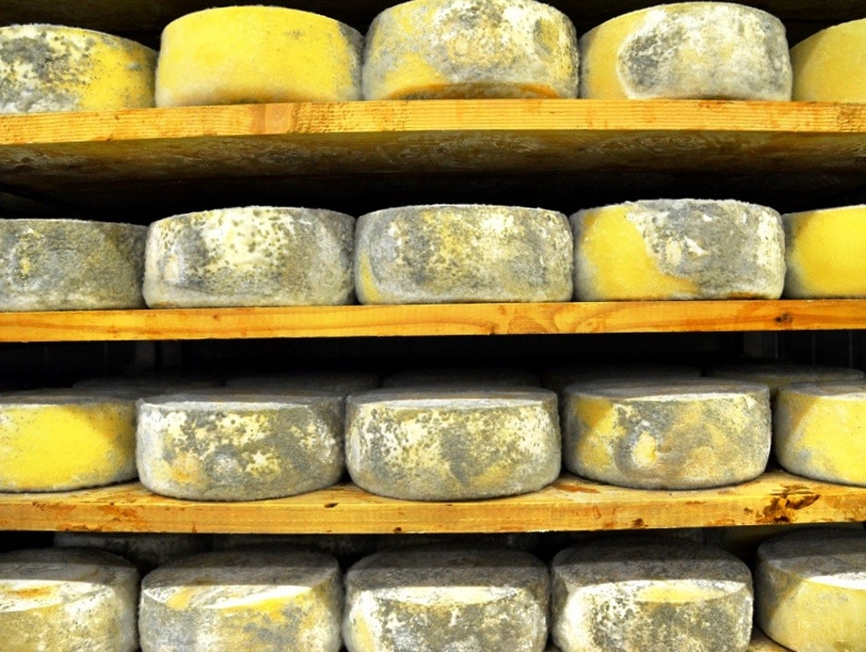 The Best Cheese You've Never Heard Of Pag  Croatia