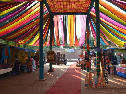 Dilli Haat New Delhi  India