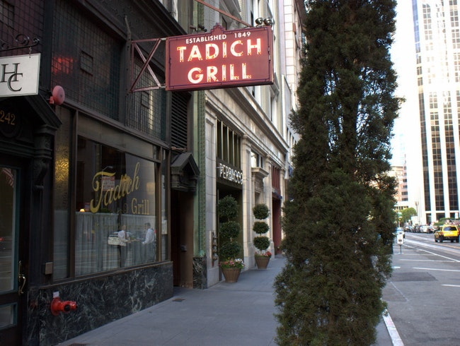 Tadich Grill: A San Francisco Classic for Seafood