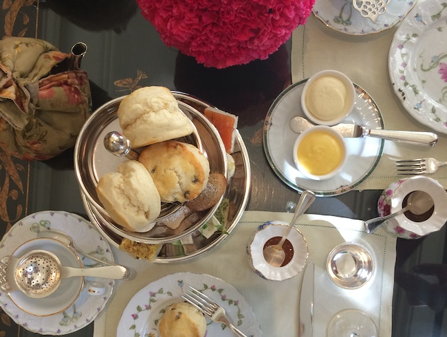 Take Up a New Habit After Afternoon Tea At The Peninsula Hotel