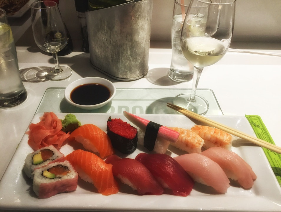 Best Sushi in Cape Town Cape Town  South Africa