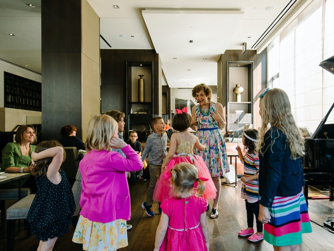 Kid-Friendly Fun At Langham Place, Fifth Avenue