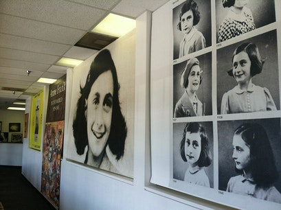 Anne Frank in the World exhibit Atlanta Georgia United States