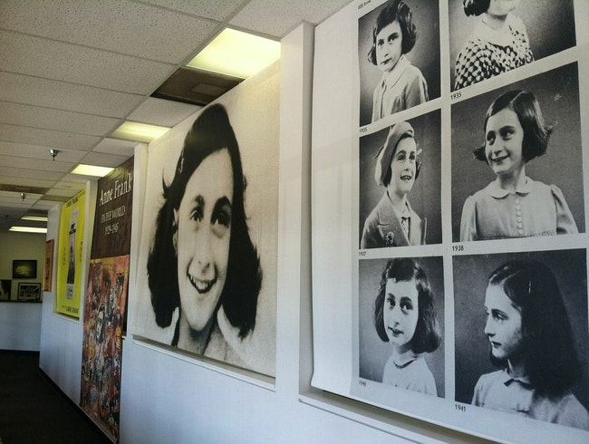 Off-the-Beaten-Path Museum Dedicated to Anne Frank
