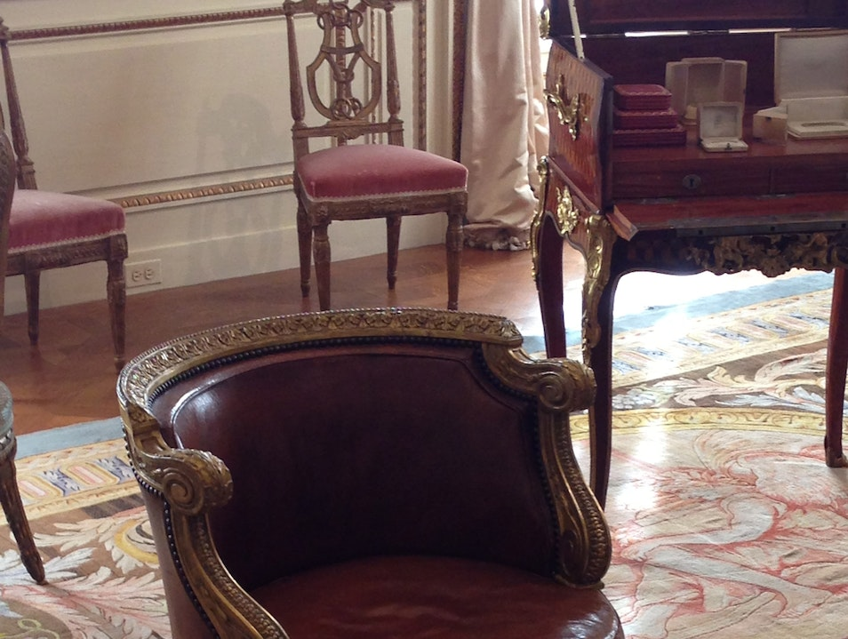 Marie Antoinette's Dressing Chair Washington, D.C. District of Columbia United States