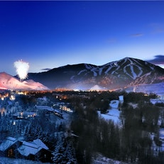 Christmas in Sun Valley