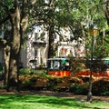 Old Town Trolley Tours Savannah Savannah Georgia United States