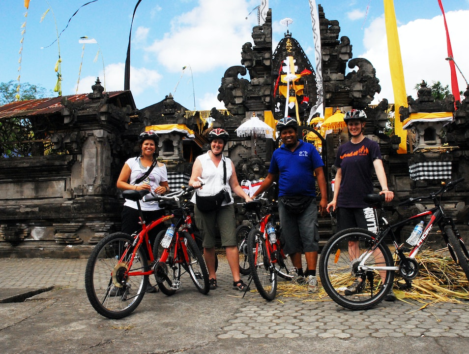 Going Local in Bali