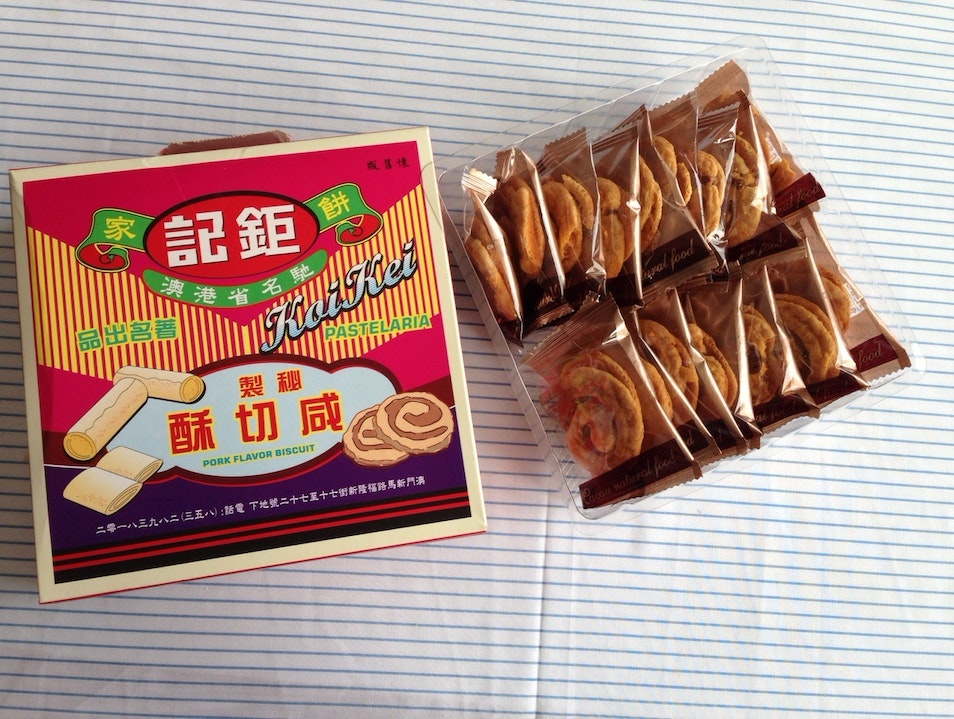 Macanese Snacks