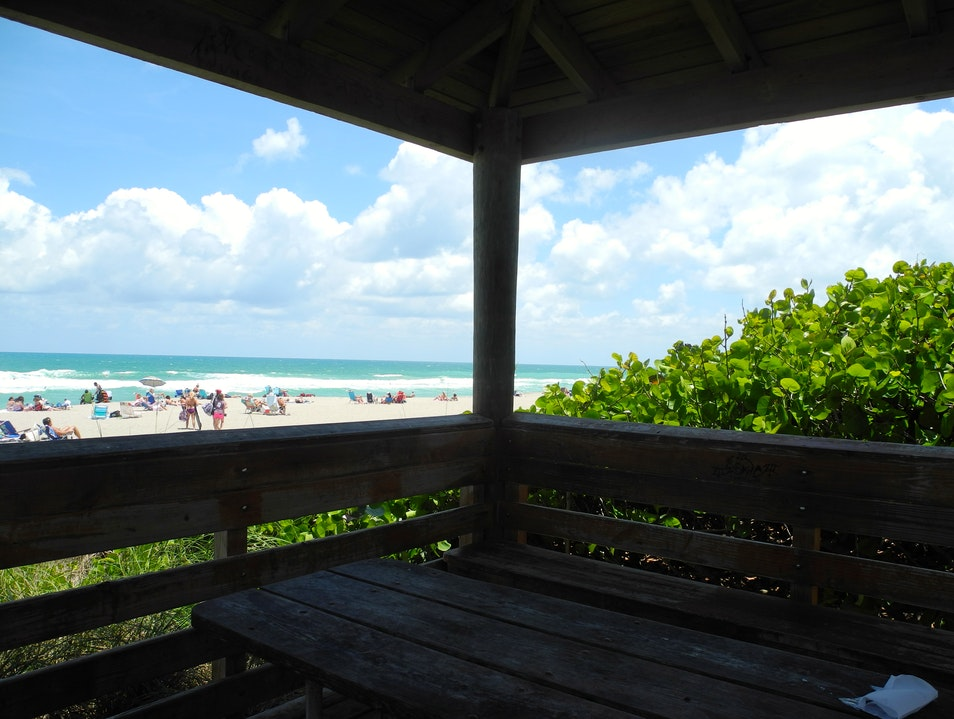 Another Beautiful South Hutchinson Island Beach Stuart Florida United States