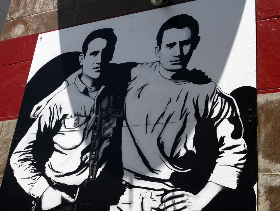 Visit Jack Kerouac's San Francisco Stomping Grounds at the Beat Museum San Francisco California United States