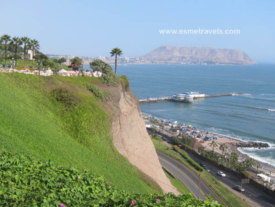 Exploring Lima's Miraflores District Miraflores  Peru