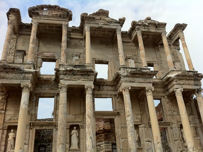 Celsus Library, Ephesus Selçuk  Turkey
