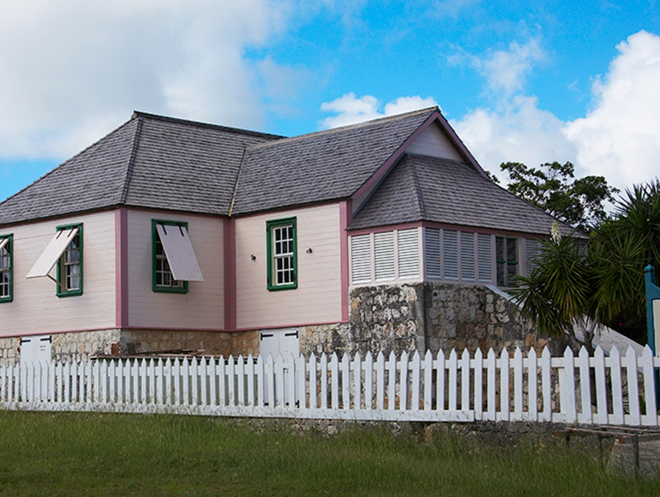 Wallblake House The Valley  Anguilla
